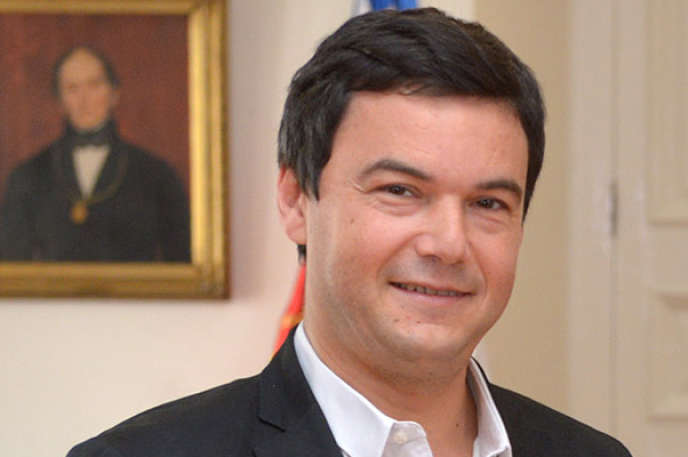 Thomas Piketty en 2015.