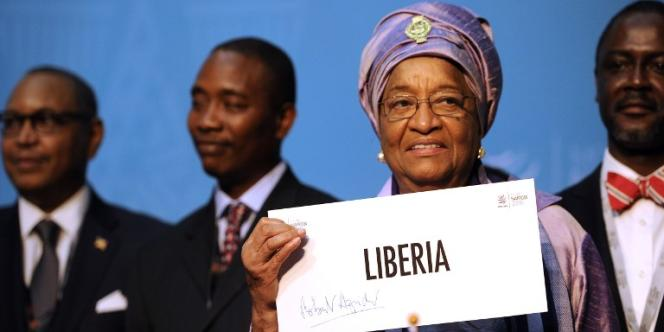Ellen Johnson Sirleaf a présidé le Liberia de 2006 à 2017. Le 10 octobre, des élections générales doivent désigner son successeur.