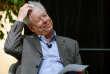 Richard Thaler, Prix Nobel d'économie 2017, à Chicago (Illinois), le 9 octobre.