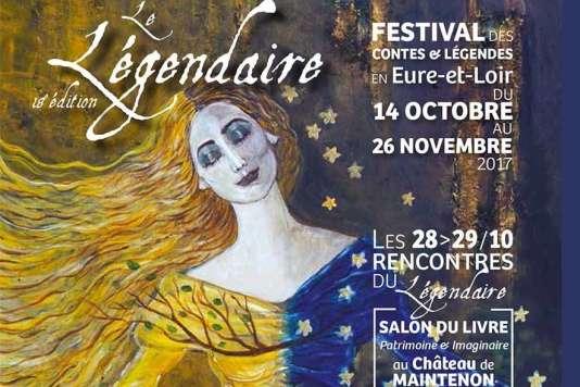 Le Légendaire, le festival des contes et légendes en Eure-et-Loir, du 14 octobre au 26 novembre.