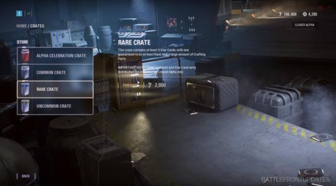 Contrairement à la plupart des jeux de tir multijoueurs, lescoffresde« Battlefront II» ne renferment pas que du contenu cosmétique.