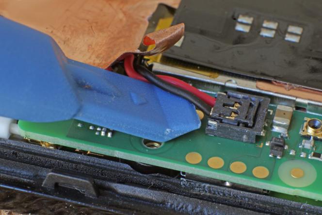 Certaines réparations nécessitent plusieurs heures.