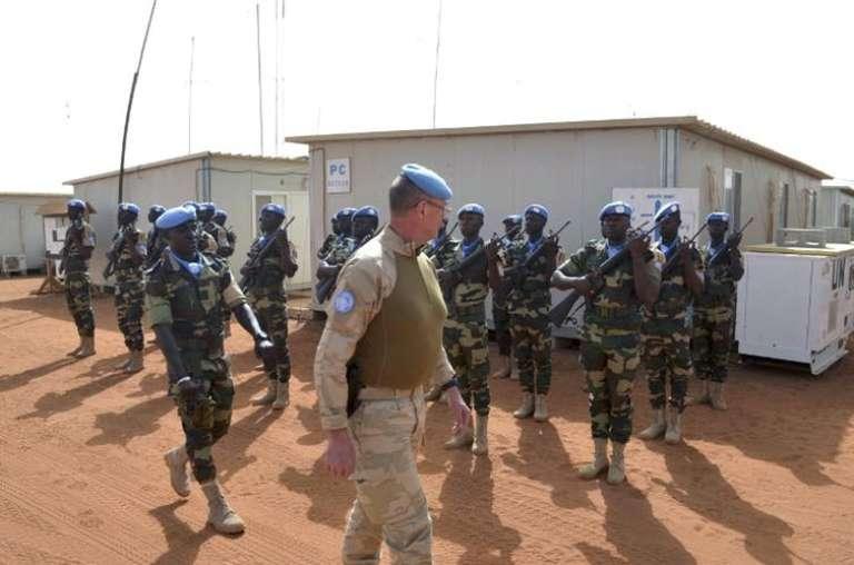 A Gao, au nord du Mali, en avril 2017.