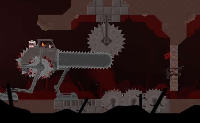 « Super Meat Boy» a remis la vicelardise à la mode dans le jeu vidéo.