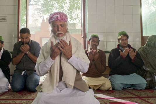 Sajid Hasan dans le film pakistanais d'Ahmed Jamal, « Rahm, la clémence ».