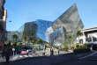 Fin 2019,la gare Thiers, à Nice, prendra l'allure d'un diamant taille XX, imaginée par Daniel Libeskind et l'agence Février Carré.