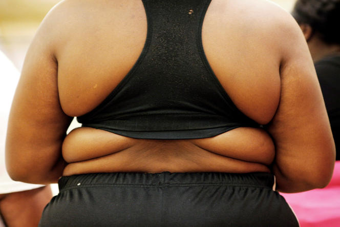 Le phénomène d'obésité concerne toutes les régions du monde.