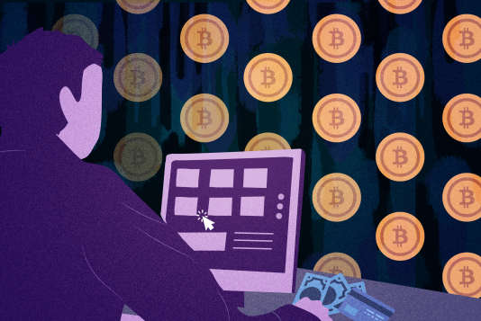 Le bitcoin est la première monnaie virtuelle à avoir été inventée.