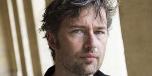 L'écrivain, acteur et réalisateur irlandais Karl Geary, 2017.
