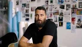 Le CanadienPhilippe Malouin, designer-fabricant, installé dans East London.