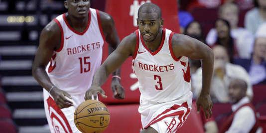 Chris Paul a quitté les Clippers pour les Houston Rockets.