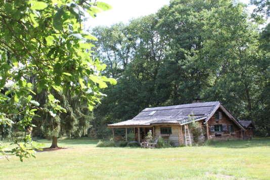 Une véritable petite maison dans la prairie...