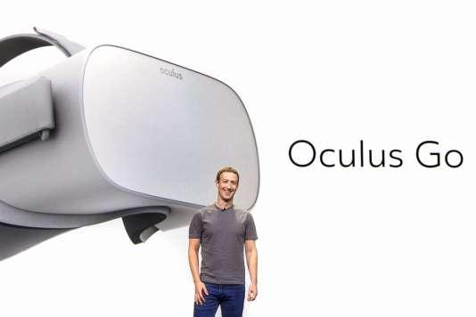 Mark Zuckerberg tente de relancer les ventes de casques de réalité virtuelle avec un modèle portable d'entrée de gamme.