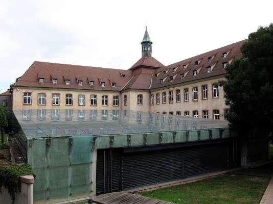 « De nombreuses administrations ont délaissé la question classique de culture générale pour y substituer des mises en situation professionnelle» (Photo: locaux de l'ENA à Strasbourg en 2012).