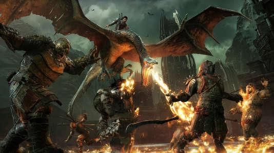 Chevaucher des dragons, posséder mentalement des orcs, libérer des forteresses à la seule force de l'épée : «L'Ombre de la Guerre» est indubitalement généreux.