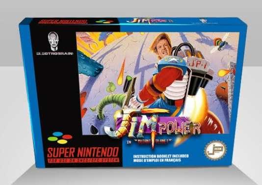 «Jim Power in Mutant Planet» ressort 24 ans après sur Super Nintendo