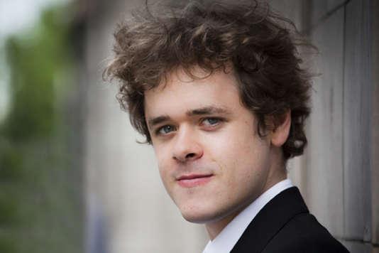 Le pianiste Benjamin Grosvenor.