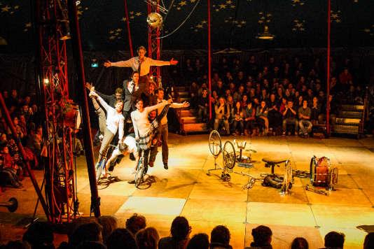 « Maintenant ou jamais», un spectacle deCirca Tsuica et du Cheptel Aleïkoum.