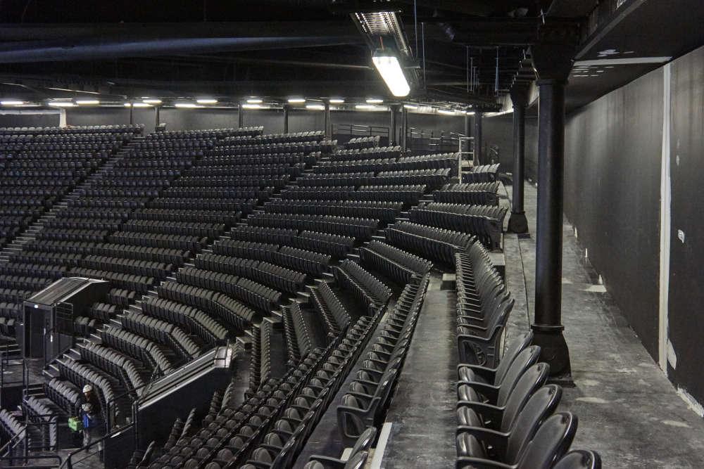 charpente u arena