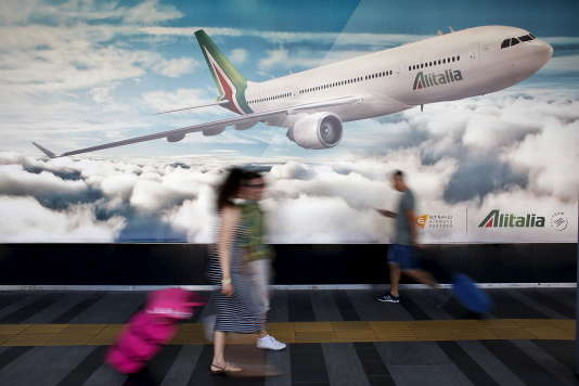 L'italienne Alitalia a jusqu'au 16 octobre pour trouver un repreneur. Plusieurs compagnies aériennes européennes ont connu des difficultés ces derniers mois.