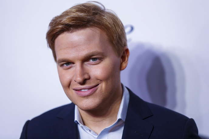 Ronan Farrow à New York en avril 2015.