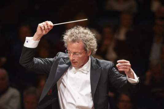 Le directeur musical du Cleveland Orchestra Franz Welzer-Möst.