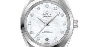 Omega Seamaster Aqua Terra.