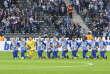 Les joueurs du Hertha Berlin, à domicile, samedi 14 octobre 2017.