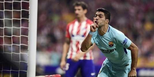 La politique s'invite sur le terrain de l'Atlético Madrid face au FC Barcelone