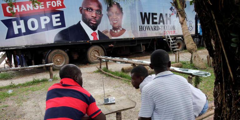 A Monrovia, le 15 otobre 2017.