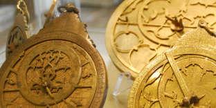 Astrolabes persanes.