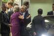 Theresa May et Jean-Claude Juncker à Bruxelles, le 16 octobre.