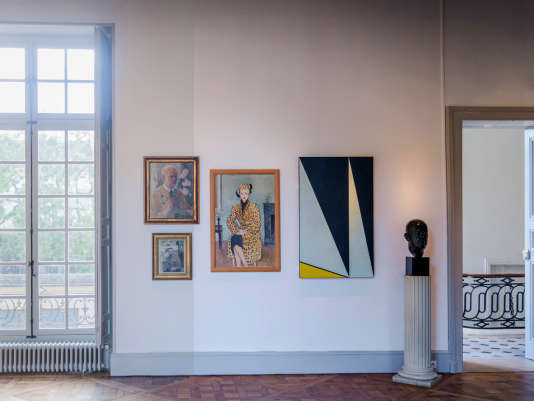 L'Institut suédois, à Paris.