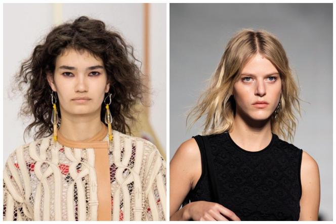 Hermès et Sonia Rykiel.