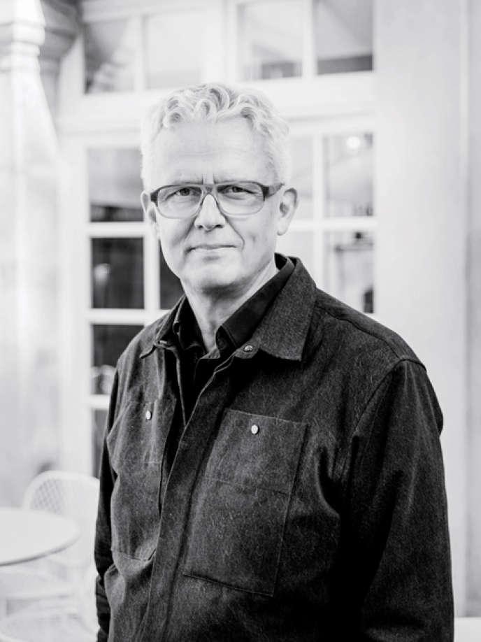 Mats Widbom, directeur de l'Institut suédois.