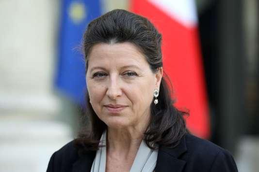 La ministre de la santé, Agnès Buzyn, à l'Elysée, le 17 octobre.