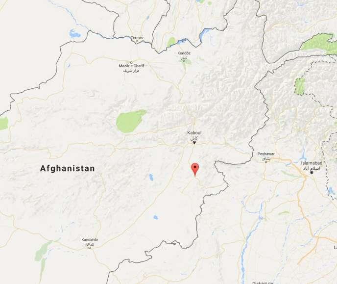 L'attaque la plus meurtrière s'est déroulée à Gardiz, dans l'est de l'Afghanistan.