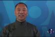 Capture d'écran d'une vidéo de Voice of America montrant Guo Wengui.