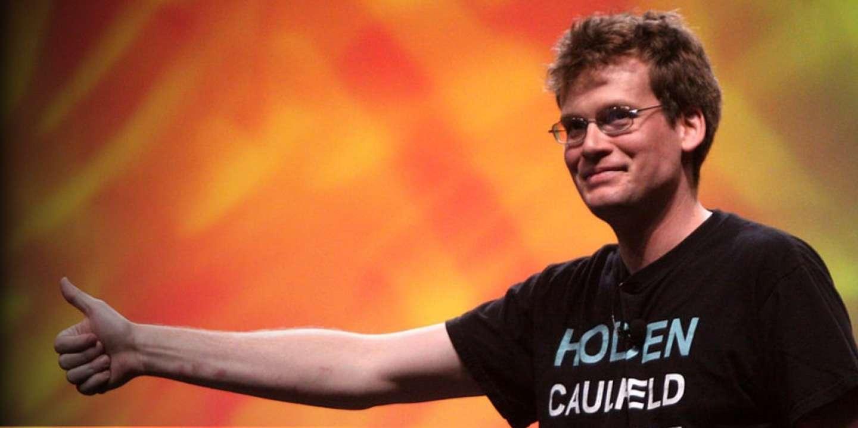 John Green au VidCon en 2012.