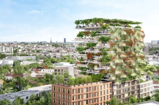 Le projet« L'Hospitalité» au Kremlin-Bicêtre développe une nouvelle approche, flexible et modulable, du logement