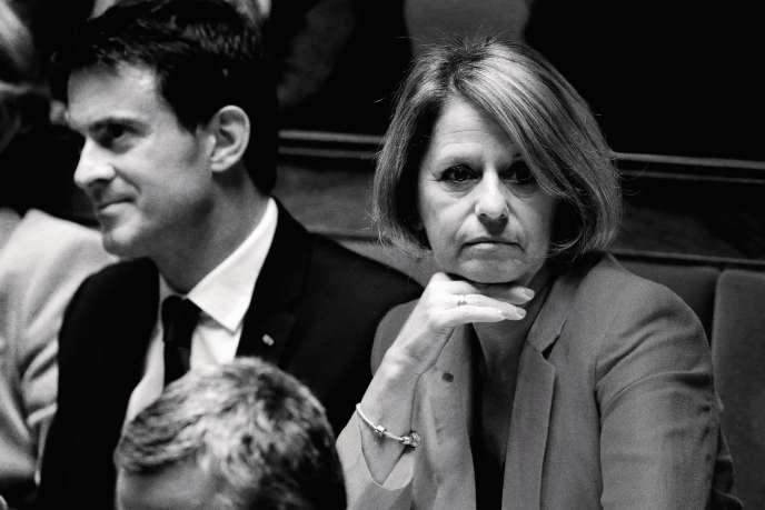 Brigitte Bourguignon, le 19 juillet, à l'Assemblée nationale.
