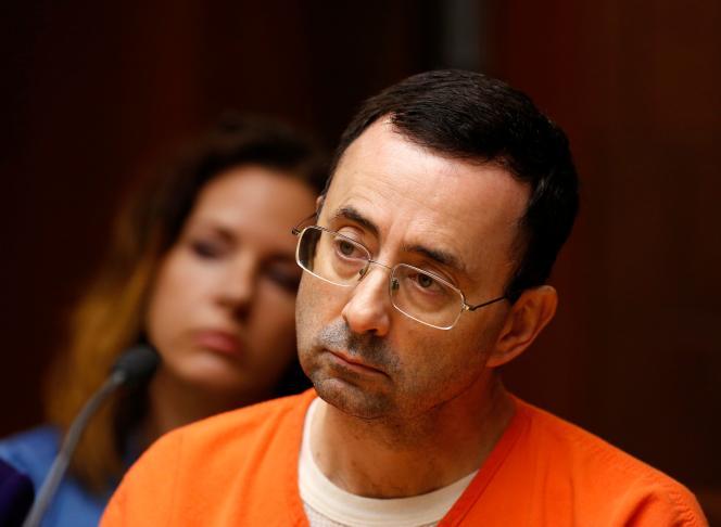 Larry Nassar a déjà comparu en juin 2017 devant la justice américaine pour crimes sexuels.
