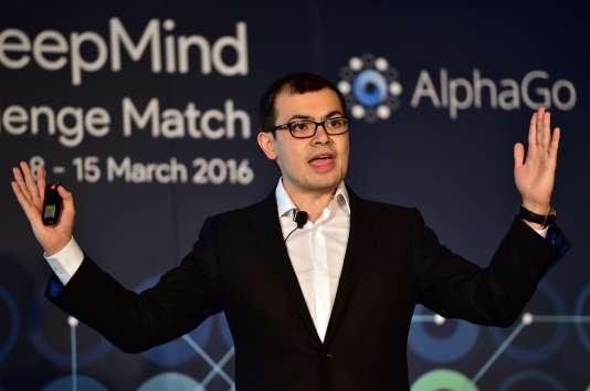 Demis Hassabis est le cofondateur de DeepMind.