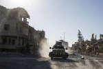 La bataille de Rakka, l'une des plus violentes qu'a connue la Syrie en guerre, a fait 3 000 morts, dont plus d'un millier de civils.