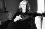 Annie Leibovitz chez elle, à New York, le 10 octobre.