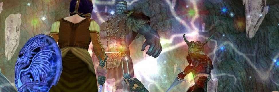A l'époque,« Everquest» était l'un des premiers jeux de rôle en ligne en 3D.
