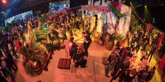 Le Runefest réunit chaque année les joueurs de Runescape.