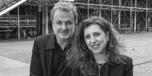 C'est le duo libanaisJoana Hadjithomas et Khalil Joreige qui a emporté, lundi 16octobre, le 17e prix Marcel Duchamp.
