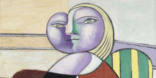 «La Lecture », par Pablo Picasso (2 janvier 1932).