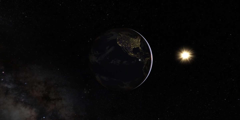 On Peut Desormais Visiter Le Systeme Solaire Depuis Son Fauteuil